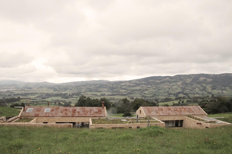 7. Bild zum Projekt 'Casa Amanguiri, Bogotá'