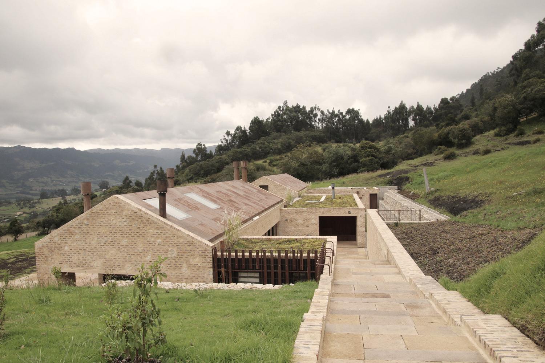 8. Bild zum Projekt 'Casa Amanguiri, Bogotá'