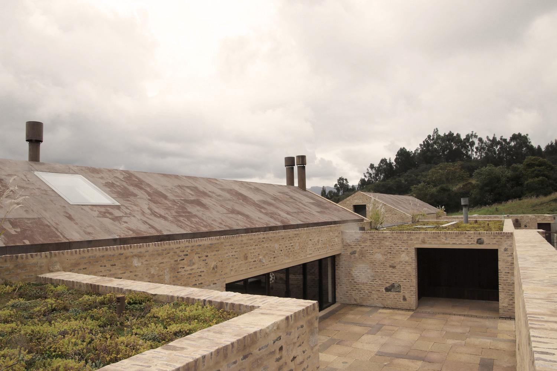9. Bild zum Projekt 'Casa Amanguiri, Bogotá'