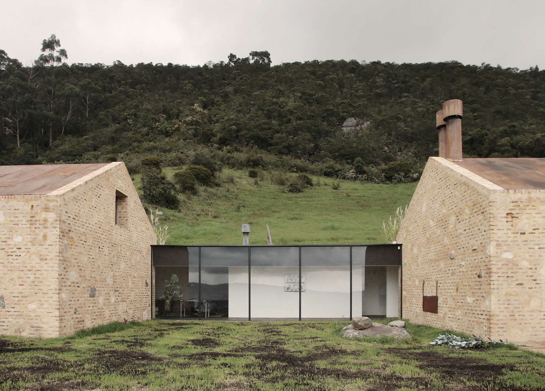 10. Bild zum Projekt 'Casa Amanguiri, Bogotá'