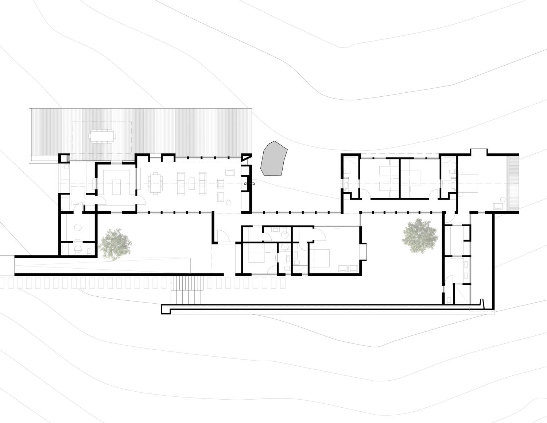 13. Bild zum Projekt 'Casa Amanguiri, Bogotá'