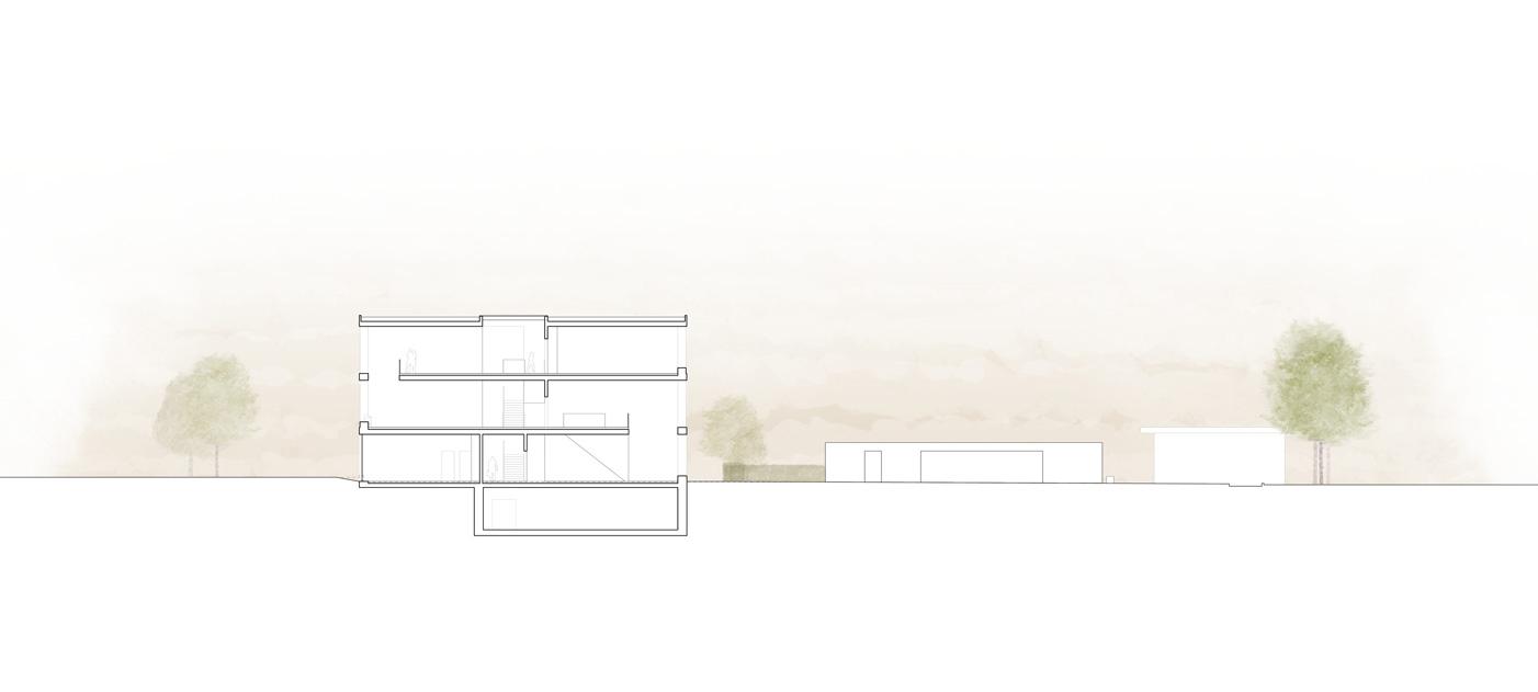 9. Bild zum Projekt 'Schulanlage Riedmatt, Zug'