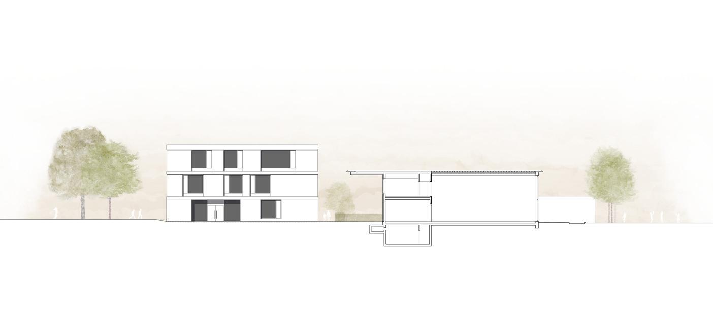 10. Bild zum Projekt 'Schulanlage Riedmatt, Zug'