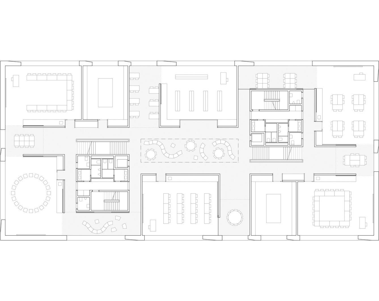 9. Bild zum Projekt 'Schulhaus Seegarten Arbon – 2. Rang'