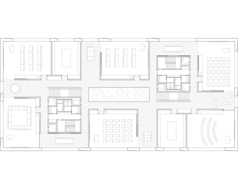 10. Bild zum Projekt 'Schulhaus Seegarten Arbon – 2. Rang'