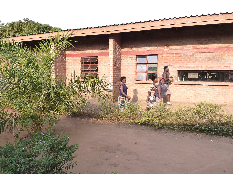 4. Bild zum Projekt 'Zipatso Academy, Malawi'