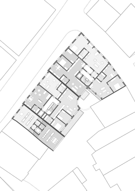 3. Bild zum Projekt 'Altstadthäuser Steckborn'