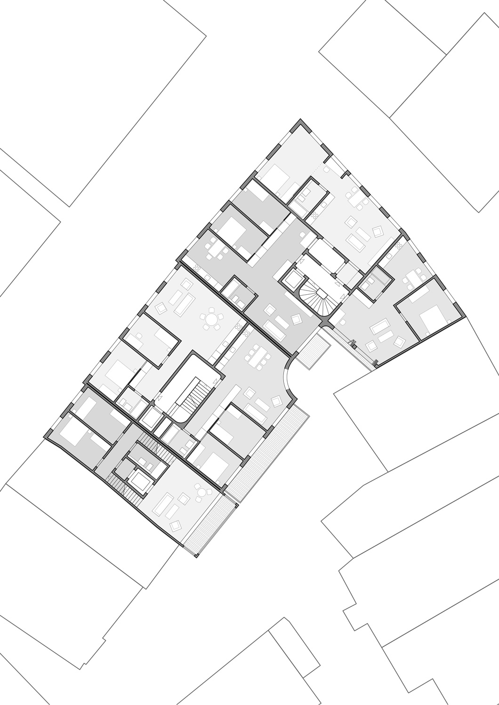 4. Bild zum Projekt 'Altstadthäuser Steckborn'