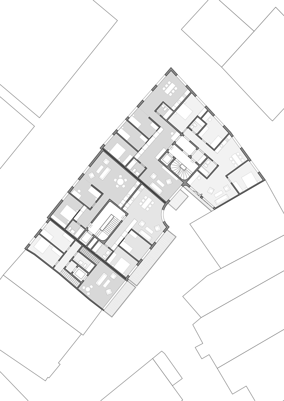 6. Bild zum Projekt 'Altstadthäuser Steckborn'