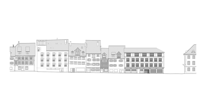 8. Bild zum Projekt 'Altstadthäuser Steckborn'