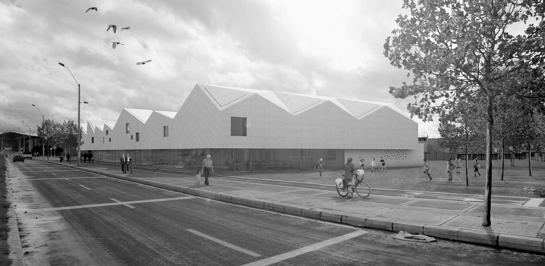 2. Bild zum Projekt 'Kindergarten Soacha Bogotá'