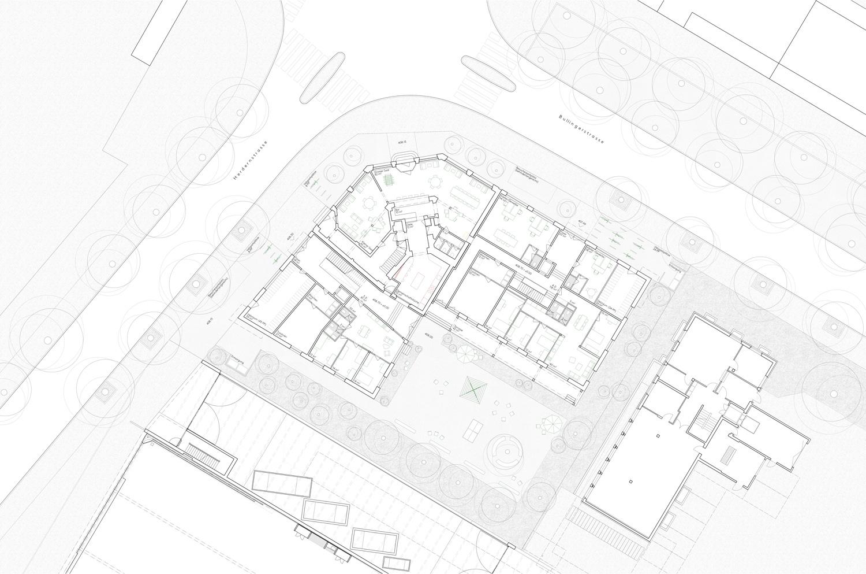 3. Bild zum Projekt 'Haus Eber Zürich'