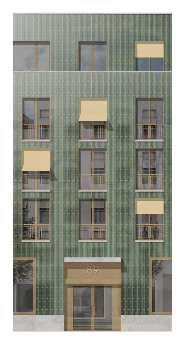 14. Bild zum Projekt 'Haus Eber Zürich'