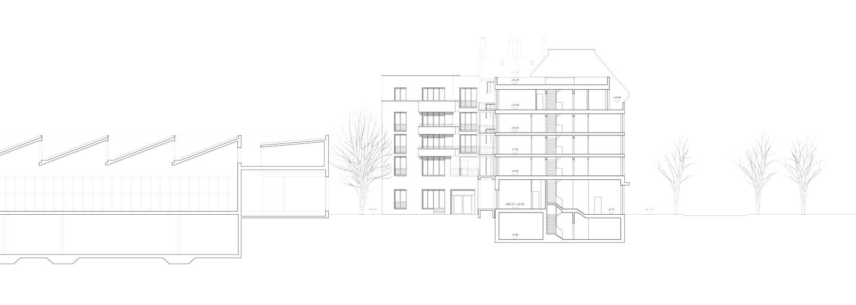 8. Bild zum Projekt 'Haus Eber Zürich'