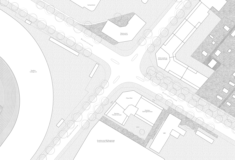 2. Bild zum Projekt 'Haus Eber Zürich'
