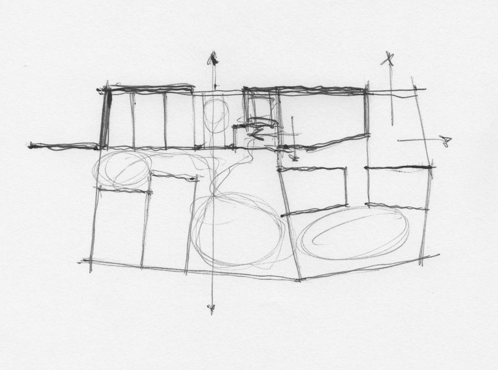 1. Bild zum Projekt 'Neubau Mehrfamilienhaus Köniz'