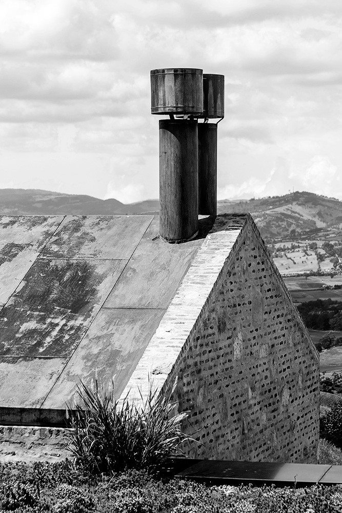 1. Bild zum Projekt 'Casa Amanguiri, Bogotá'