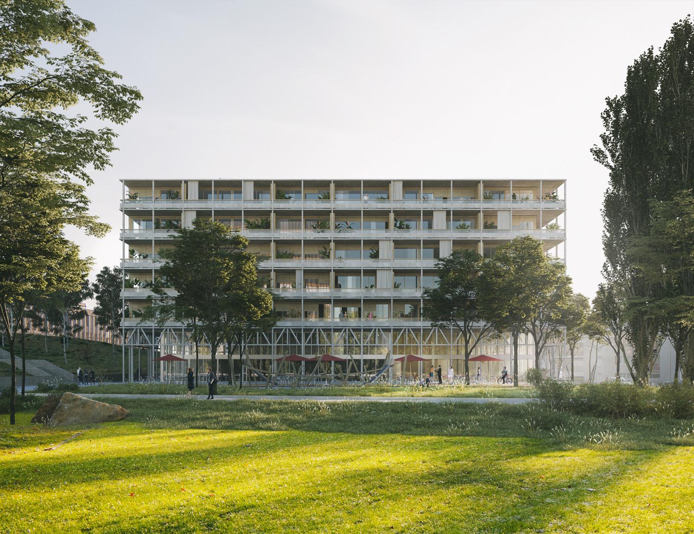 4. Bild zum Projekt 'Hofackerstrasse Muttenz'