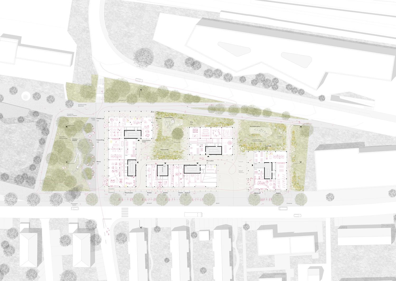 8. Bild zum Projekt 'Hofackerstrasse Muttenz'