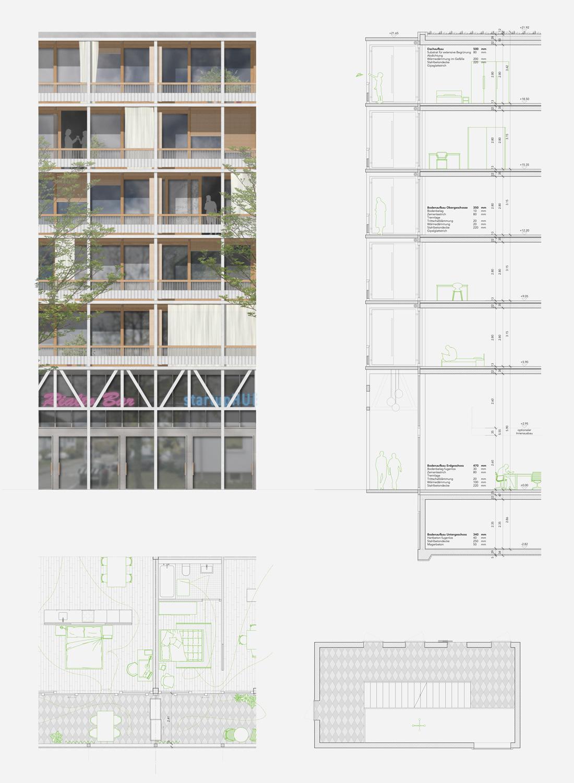 15. Bild zum Projekt 'Hofackerstrasse Muttenz'