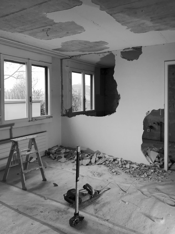 Umbau Wohnhaus Ahornweg