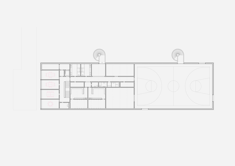 11. Bild zum Projekt 'Volksschule Stöckacker Bern'