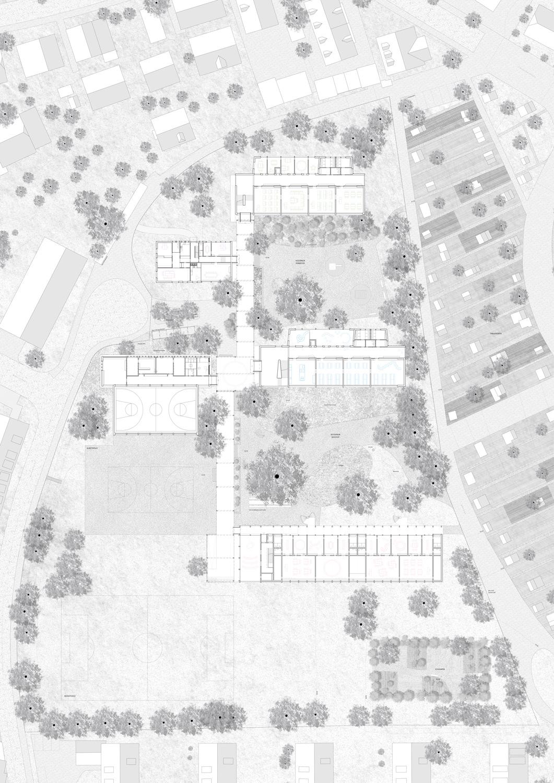 7. Bild zum Projekt 'Volksschule Stöckacker Bern'