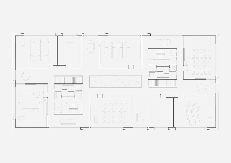 1. Bild zum Projekt 'Schulhaus Seegarten Arbon – 2. Rang'