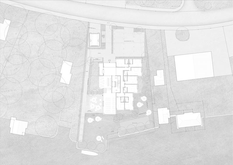 6. Bild zum Projekt 'Alterswohnen Thunersee'