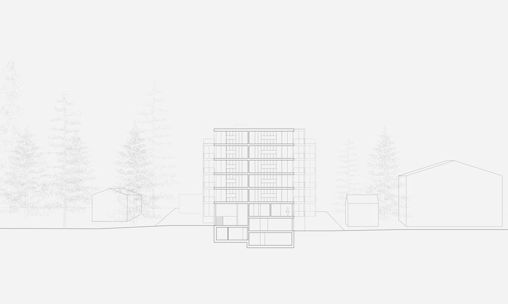 9. Bild zum Projekt 'Alterswohnen Thunersee'