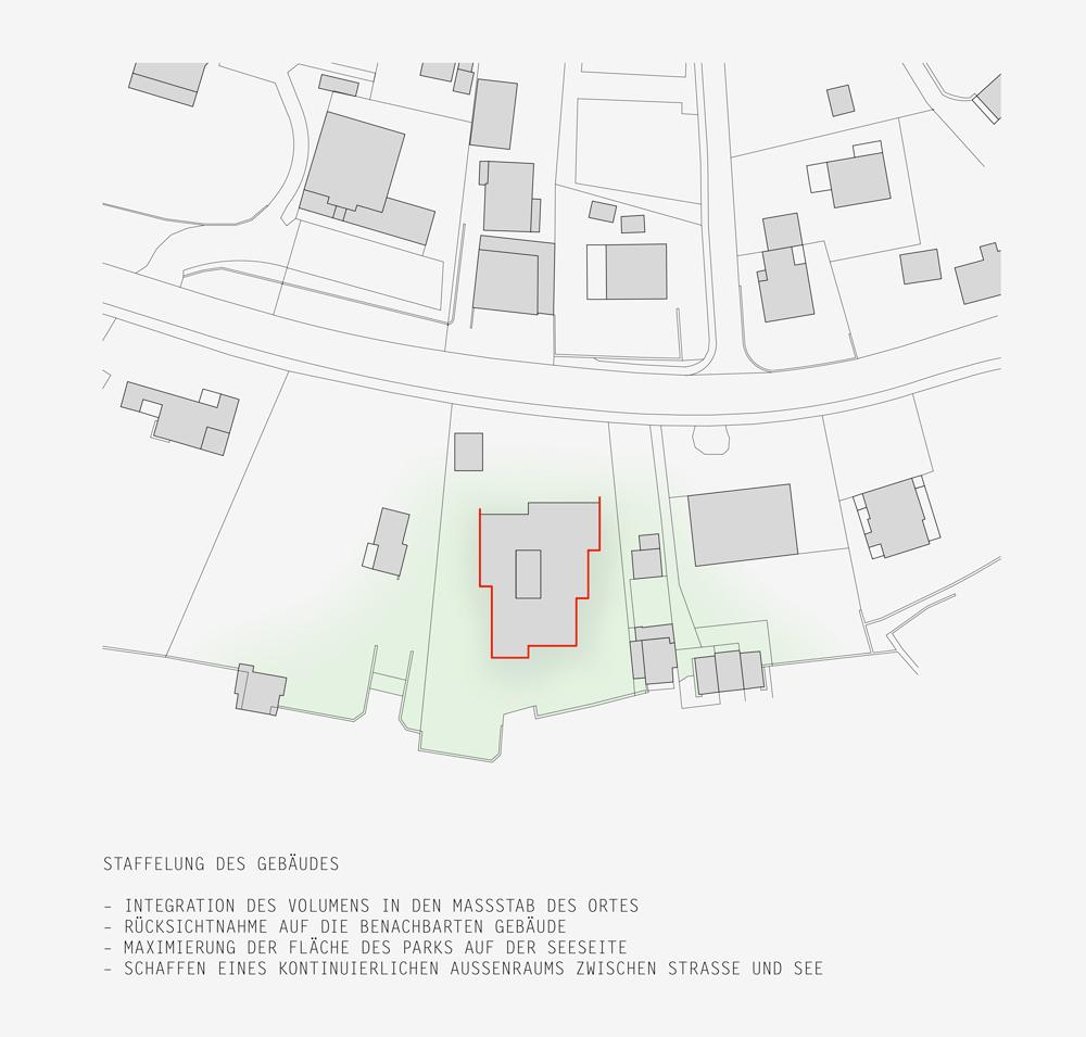 16. Bild zum Projekt 'Alterswohnen Thunersee'