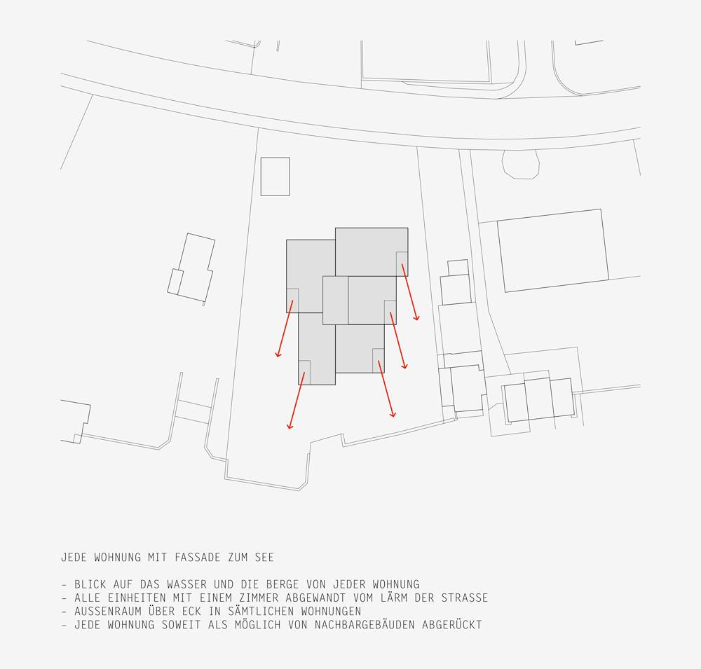 17. Bild zum Projekt 'Alterswohnen Thunersee'