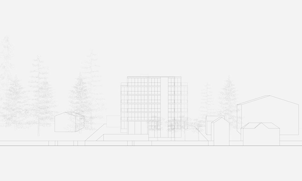 11. Bild zum Projekt 'Alterswohnen Thunersee'