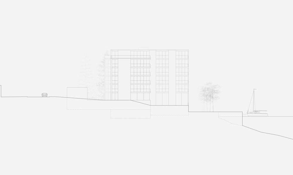 12. Bild zum Projekt 'Alterswohnen Thunersee'