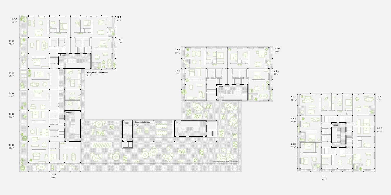 11. Bild zum Projekt 'Hofackerstrasse Muttenz'