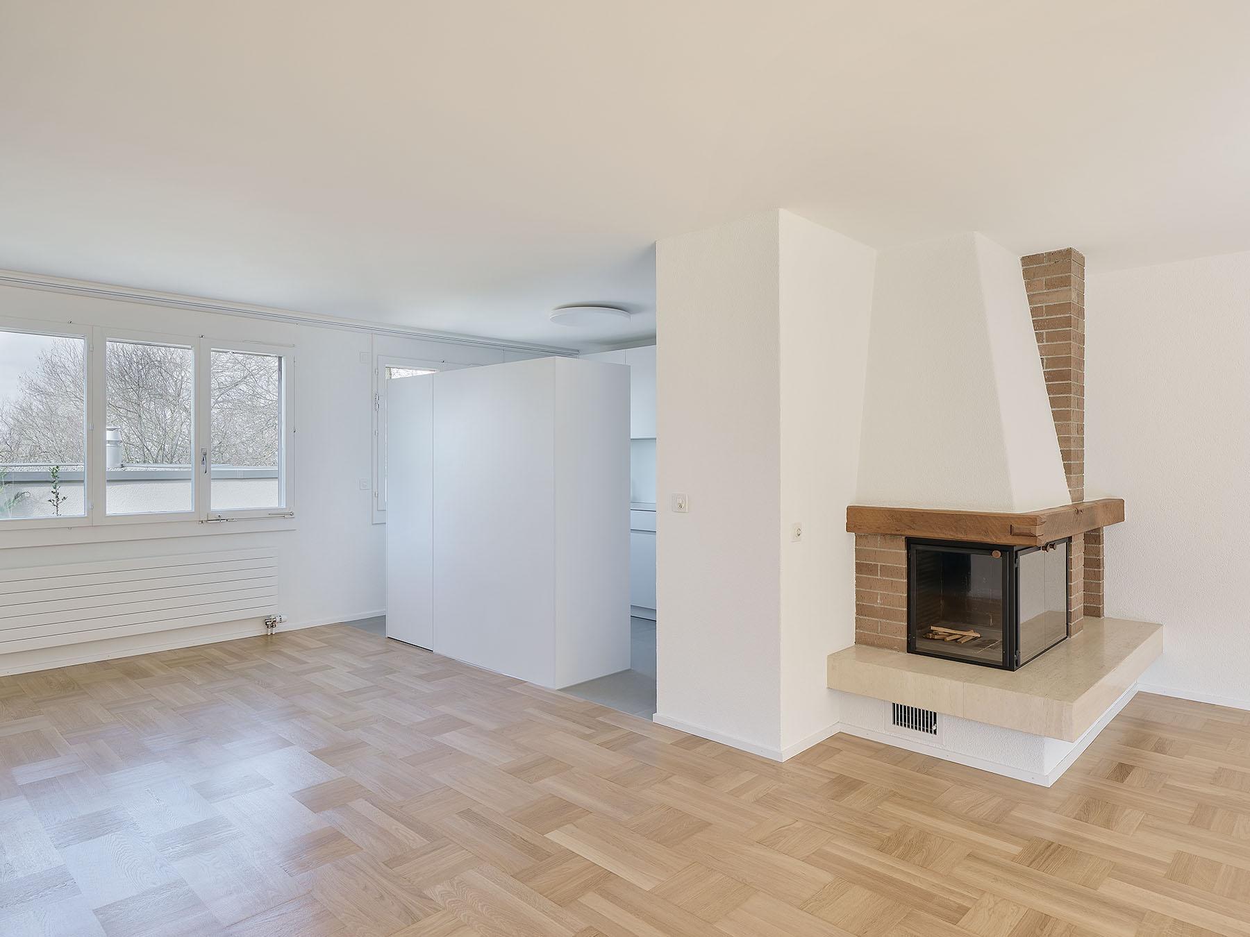 5. Bild zum Projekt 'Umbau Wohnhaus Ahornweg'