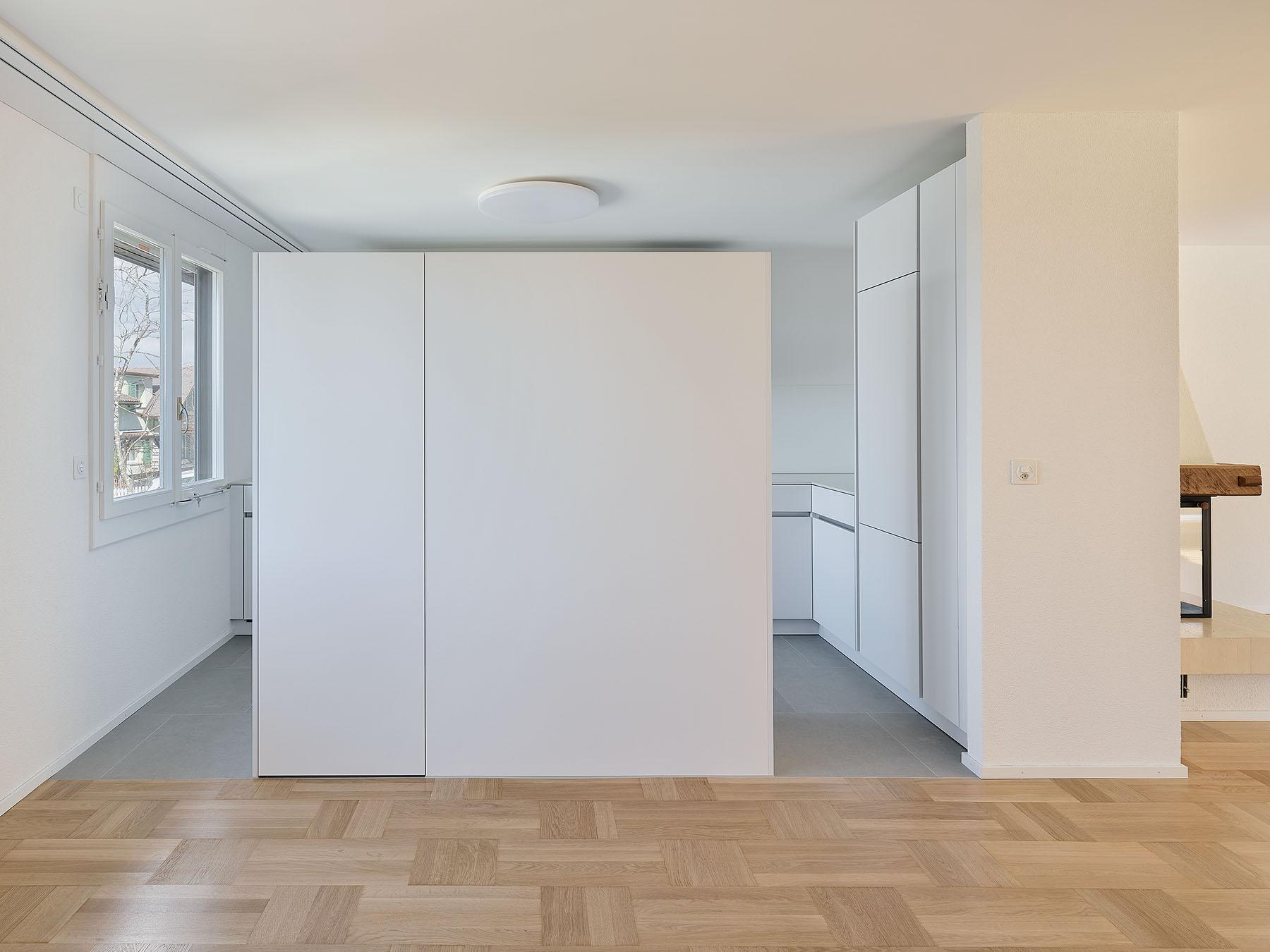 6. Bild zum Projekt 'Umbau Wohnhaus Ahornweg'
