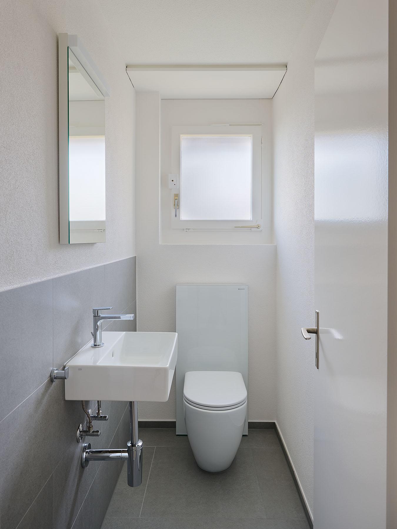 10. Bild zum Projekt 'Umbau Wohnhaus Ahornweg'